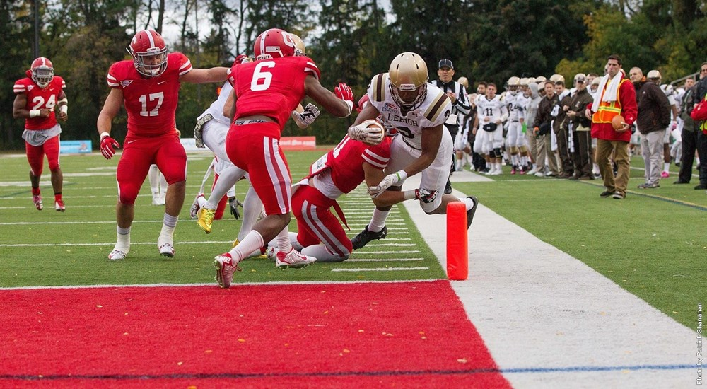 Lehigh Works Out Its Bad Karma, Gets First Win, 31-14 Over Cornell