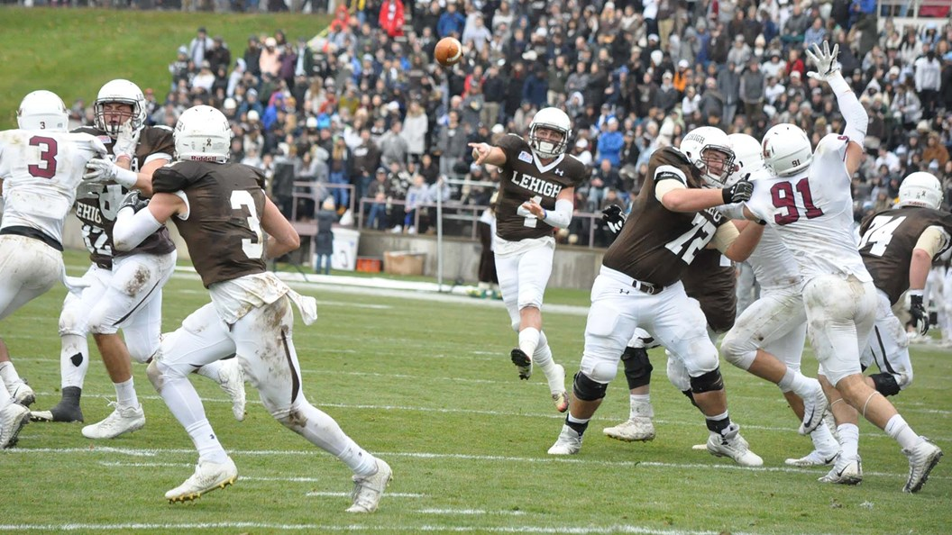 How Will I Watch Lehigh At Stony Brook in the FCS Playoffs This Weekend?  Plus Playoff Picks