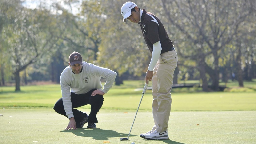 D Alberto To Be Inducted Into Lehigh Valley Golf Hall Of Fame In October Lehigh University Athletics