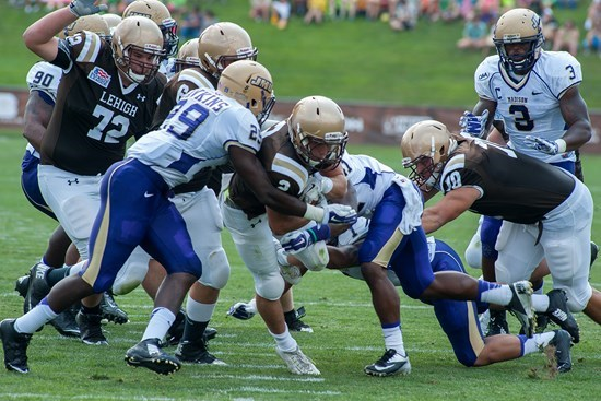 Lehigh Fights Hard, But Bolt Of Lightning and James Madison Power Surge Leads to Defeat, 31-28