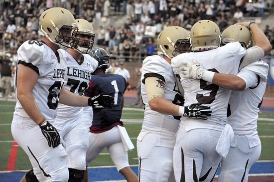 With 0.3 Left In First Half, Lehigh Ties Game, Then Never Looks Back, Beats Penn 49-28