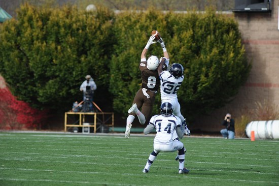Lehigh Does the Little Things In Order To Survive Georgetown Rally, 33-28