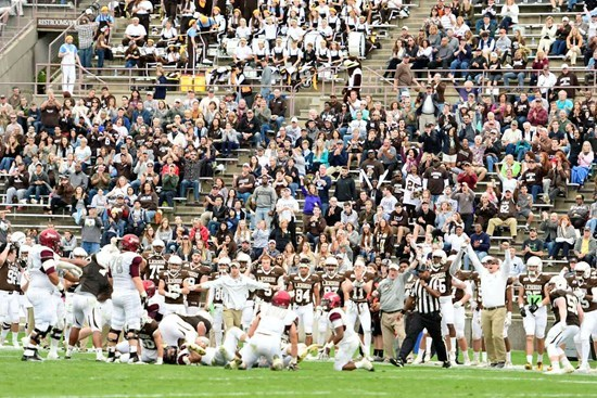 Lehigh 45, Colgate 31 Postgame Thoughts: Nearly 10,000 At Lehigh Win Evokes Memories Of 2004