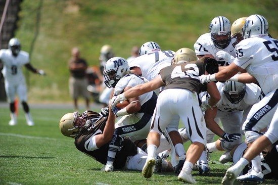 Like A Boa Constrictor, Monmouth Squeezes Life out of Lehigh In 23-21 Win