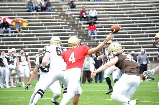 Lehigh Offense Continues To Impress During Spring Game, Win 48-34