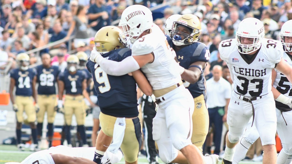 2018 Week 3 Lehigh Players of the Week and Report Card: Navy