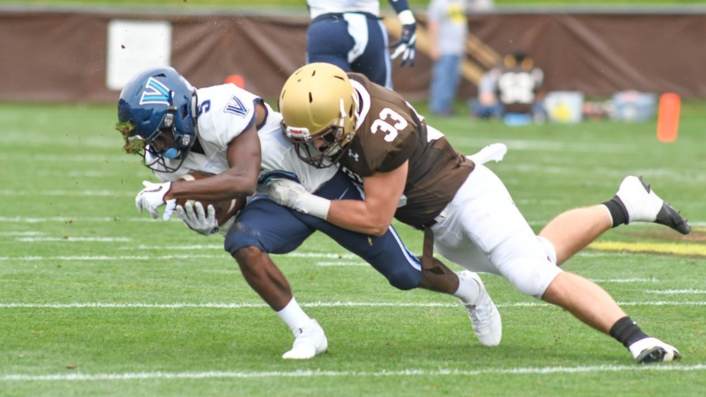 2018 Week 2 Lehigh Players of the Week And Report Card: Villanova