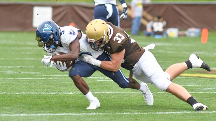 2018 Week 2 Lehigh Players of the Week And Report Card: Villnanova