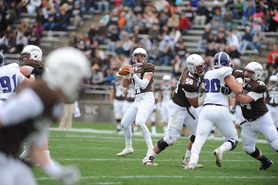 Big Part Of Lehigh Title Run Is Offensive Line Resurgence